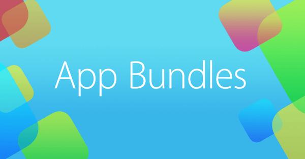 App Bundles nun im Apple App Store möglich 1