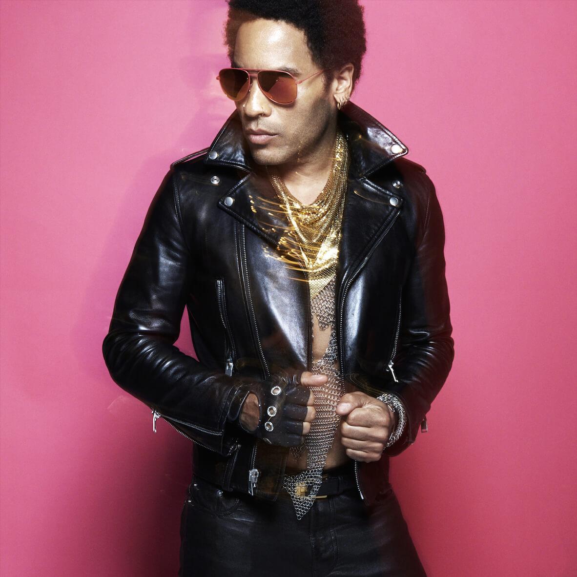 Lenny Kravitz bei Circus Halligalli sowie demnächst auf Tour 1