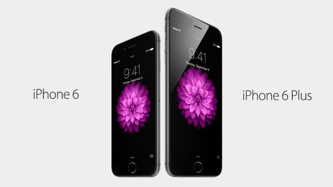 Das iPhone 6 und iPhone 6 Plus