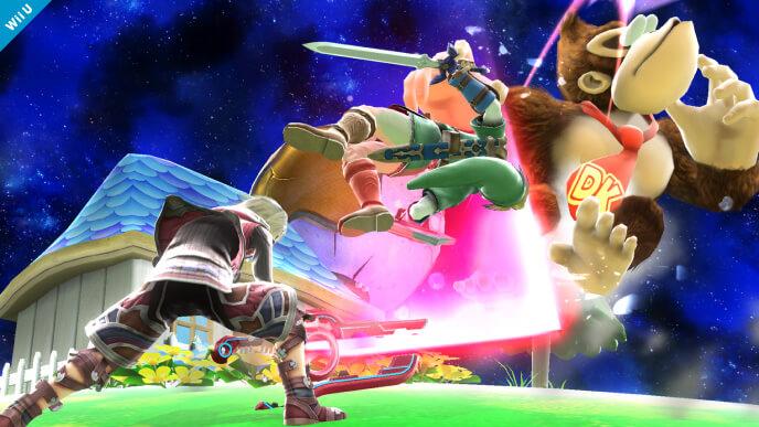 Super Smash Bros für 3DS: Offizieller Trailer zum Launch in Europa 5