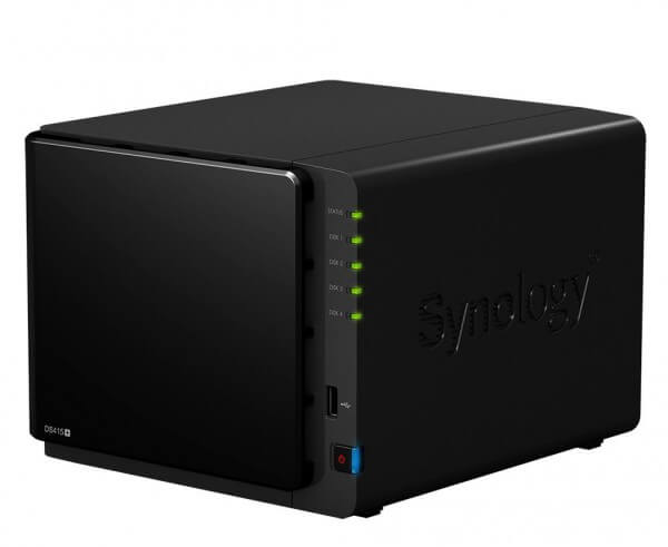 Synology DiskStation DS415+ vorgestellt 6