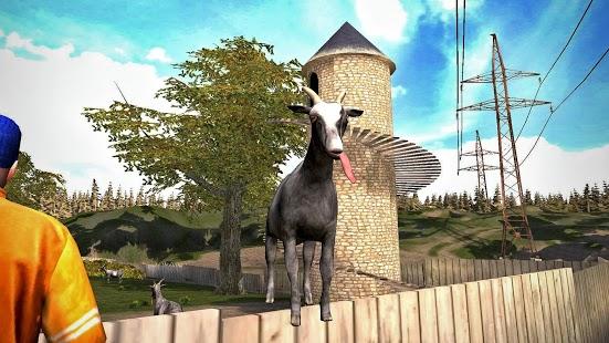 Goat Simulator für iOS und Android erhältlich 1