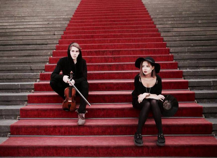 Musiker-Duo GLYCKSKYND im Interview 1