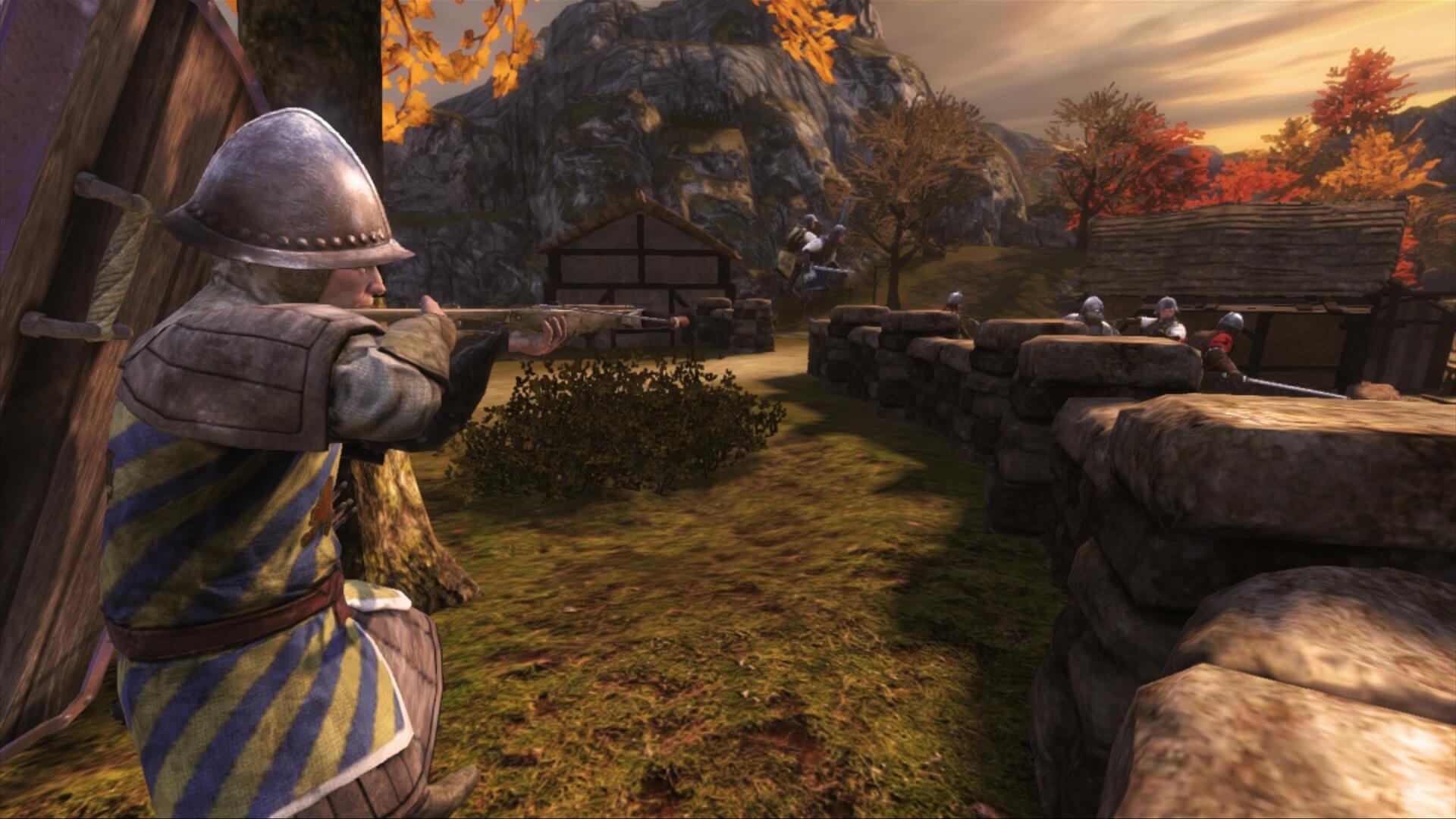 Chivalry: Medieval Warfare: Ab Dezember erhältlich für Xbox 360 und PlayStation 3 1