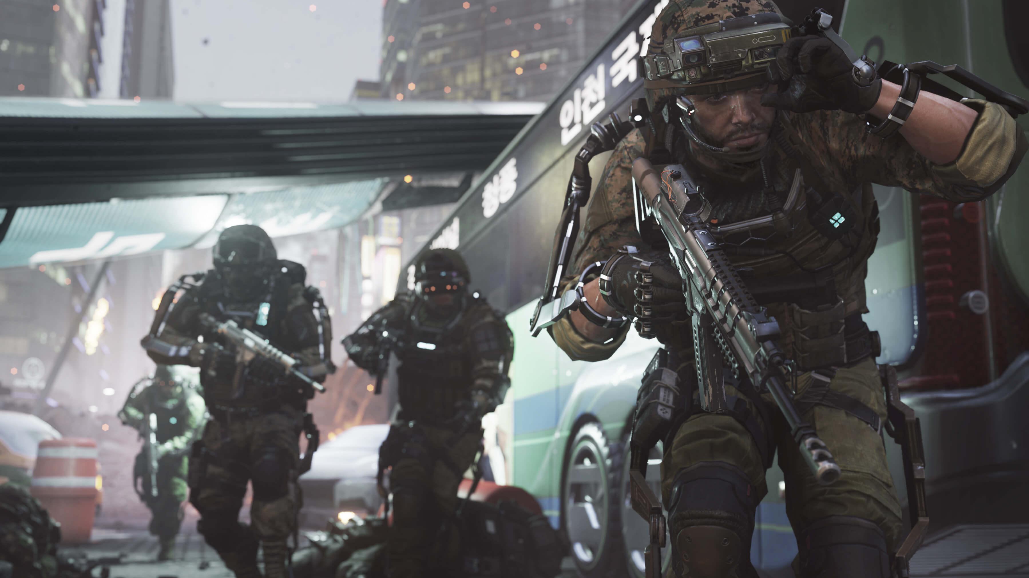 Call of Duty: Advanced Warfare: Neuer Trailer enthüllt Exo Zombies 1