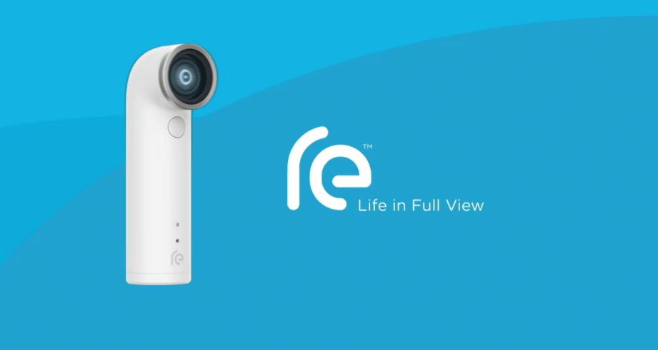 HTC Re - Eine kleine Action-Kamera unter anderem als GoPro-Konkurrent 1