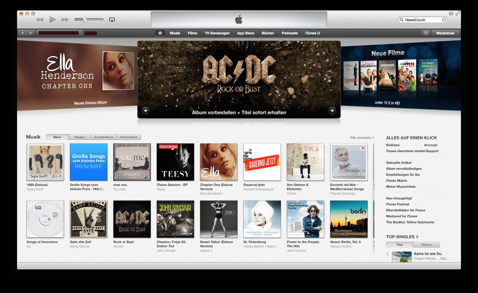 Apple iTunes: Musik-Downloads sinken erheblich, nächster versuch mit Beats Music? 8