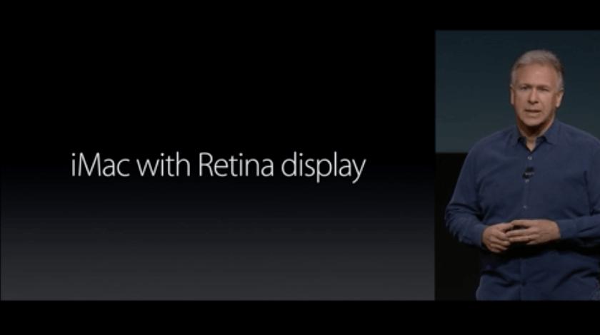 iMac mit Retina-Display vorgestellt mit 5120x2880 Auflösung - Retina 5K Display 3