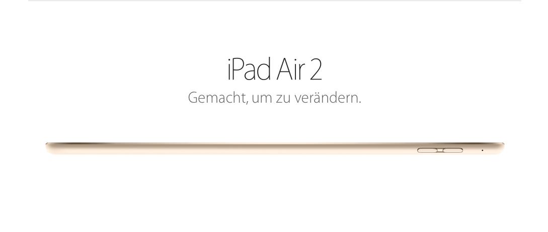 iPad Air 2: Das sind die wohl besten Schutzfolien, Schutztaschen und Smart Cover 1