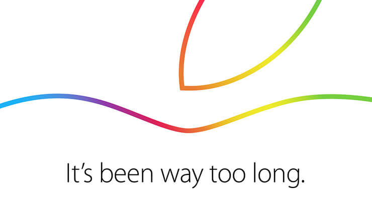 Apple kündigt iPad-Event an: 16. Oktober 2014 mit einem iPad Pro? 1