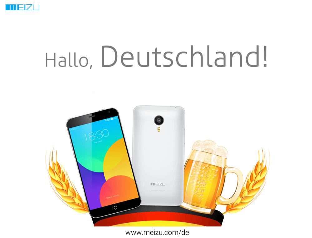 Meizu in Deutschland