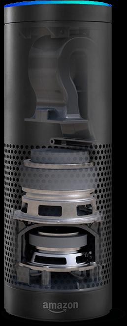 Amazon Echo - Lautsprecher