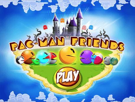 PAC-MAN Friends derzeit für iOS Gratis 1