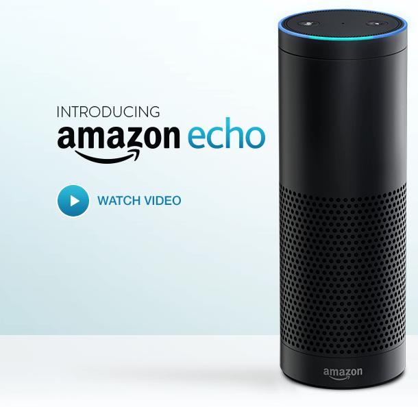 Amazon Echo: Netzwerklautsprecher mit Sprachassistent 1