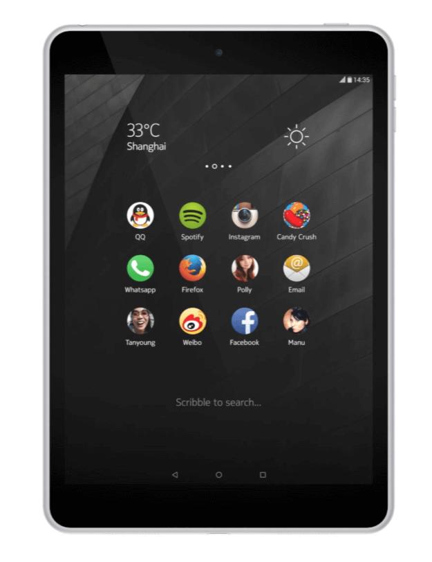 Nokia N1 Android Lollipop-Tablet