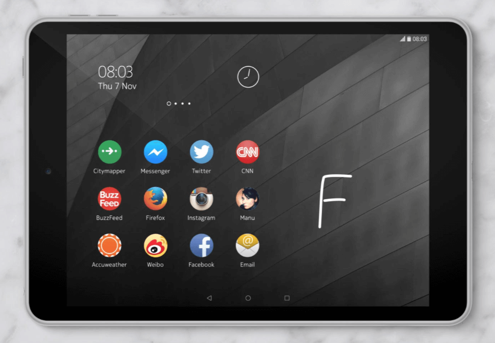 Nokia N1: Android Lollipop-Tablet mit 7,9 Zoll 1