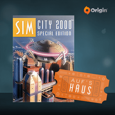 SimCity 2000 Limited Edition bei Origin