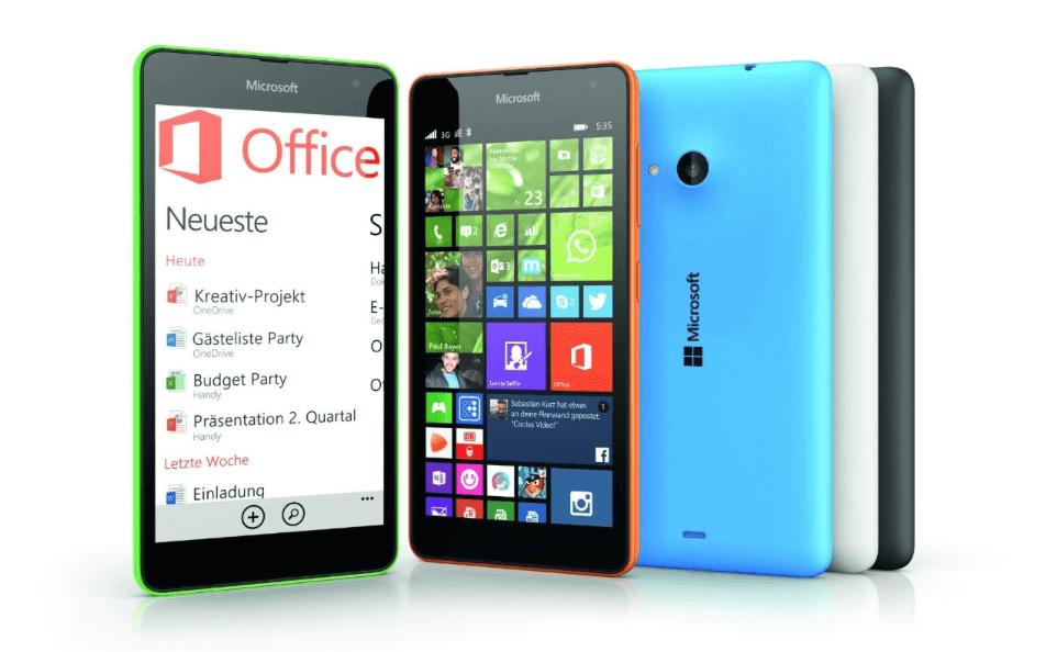 Microsoft Lumia 535 ab sofort auch in Deutschland erhältlich 1