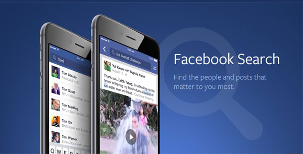 Facebook verbessert Graph Search - künftig für iOS 1