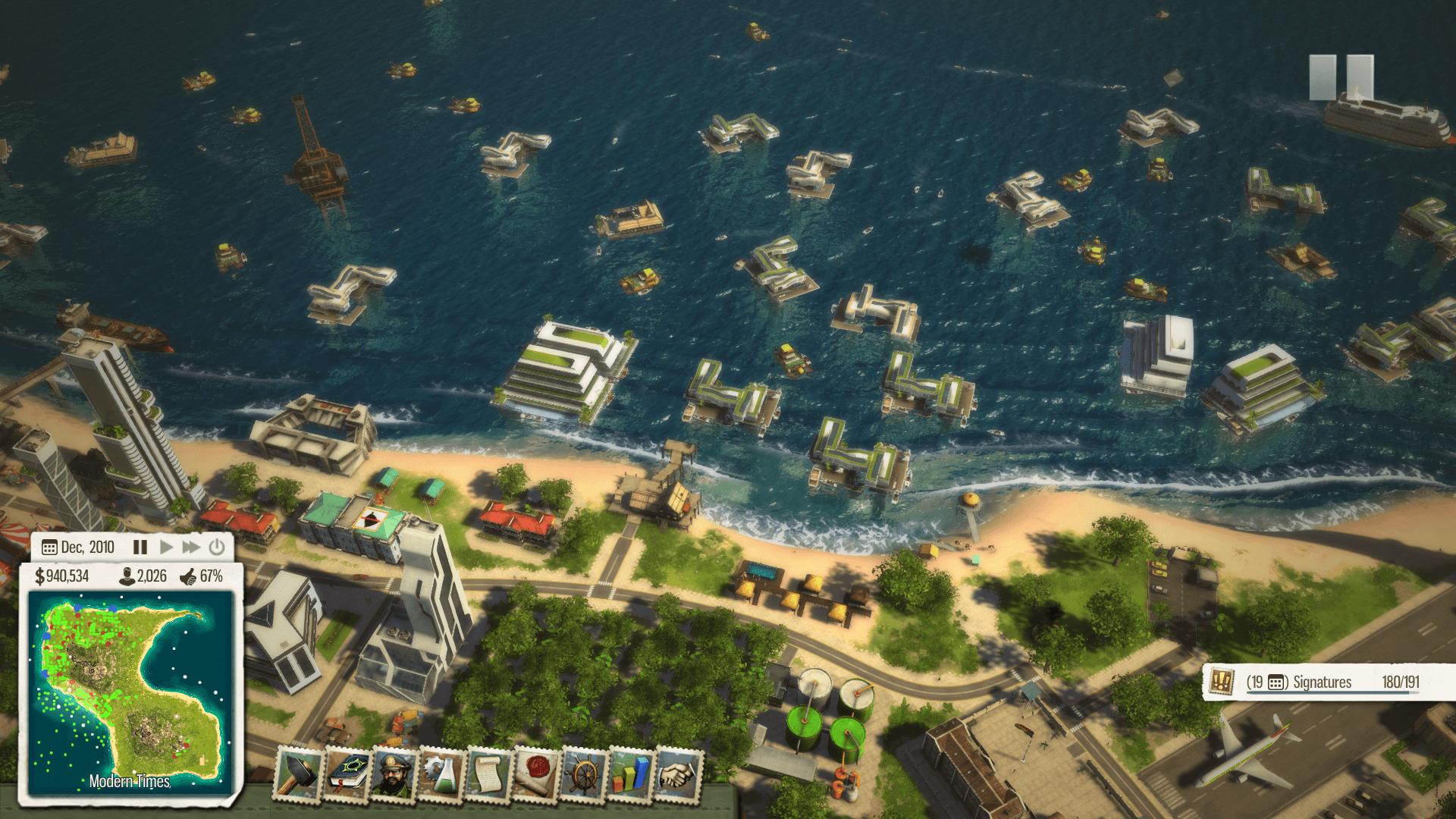 """Tropico 5: Mit neuem AddOn """"Waterborne"""" geht es aufs Meer 1"""