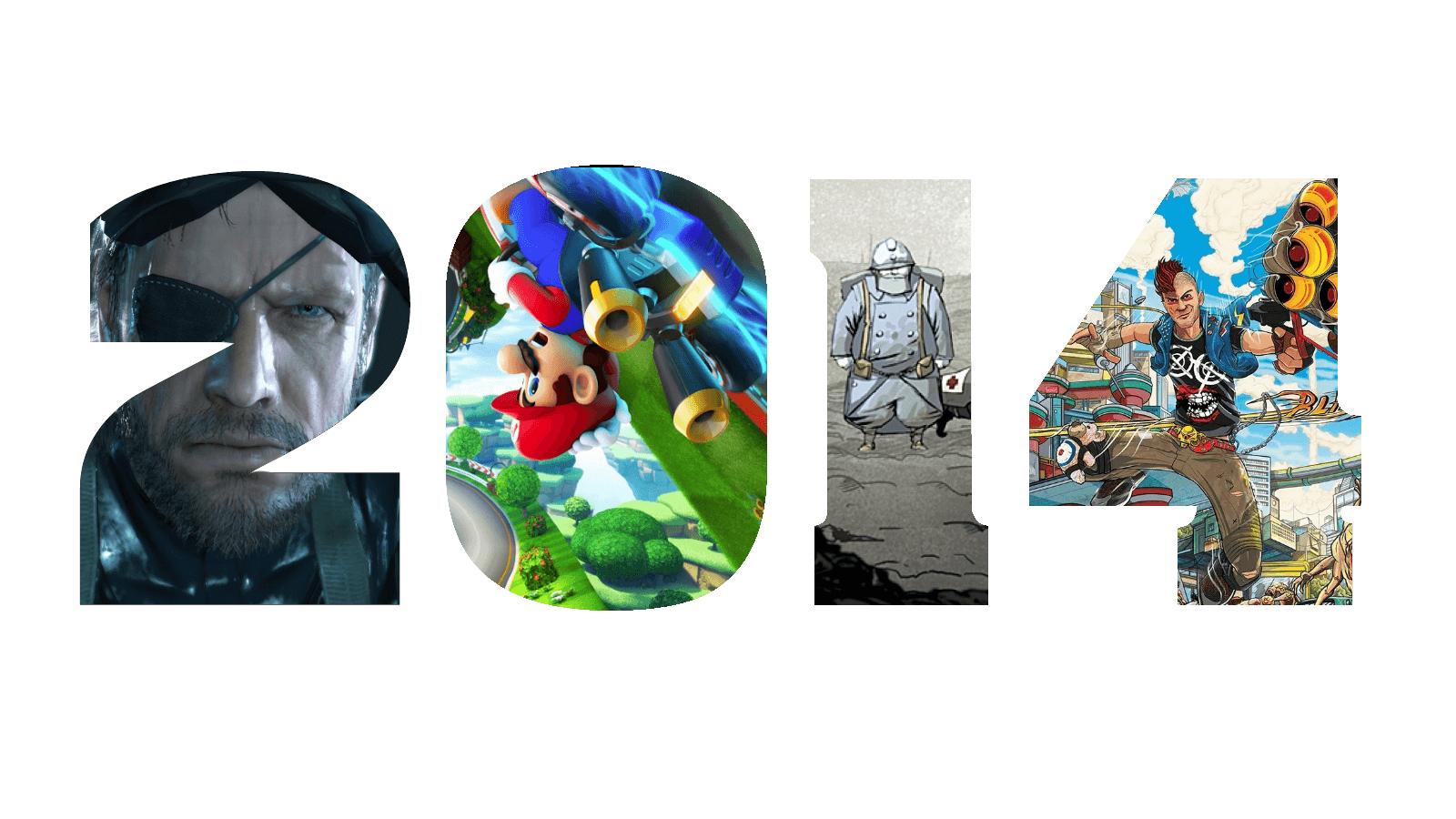 Das Jahr 2014 aus der Sicht der Spiele 5