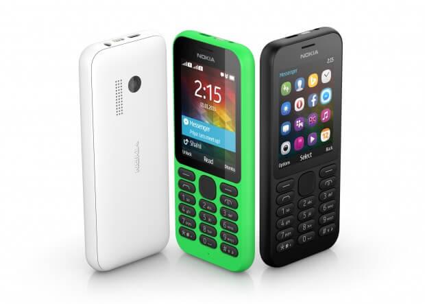 (Bild: Microsoft) - Nokia 215