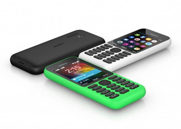 Microsoft stellt WebHandy Nokia 215 für 39 Euro vor 1