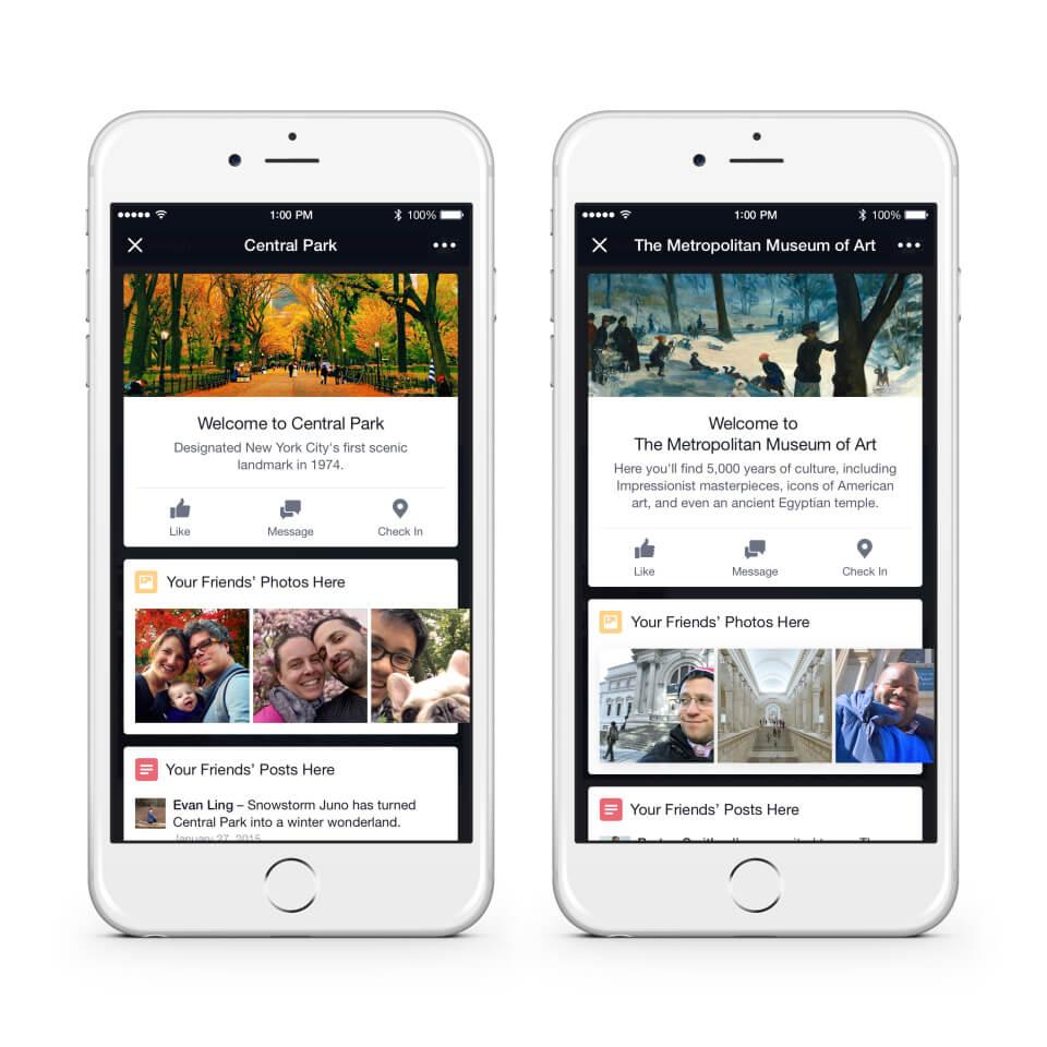 Facebook greift Foursquare an