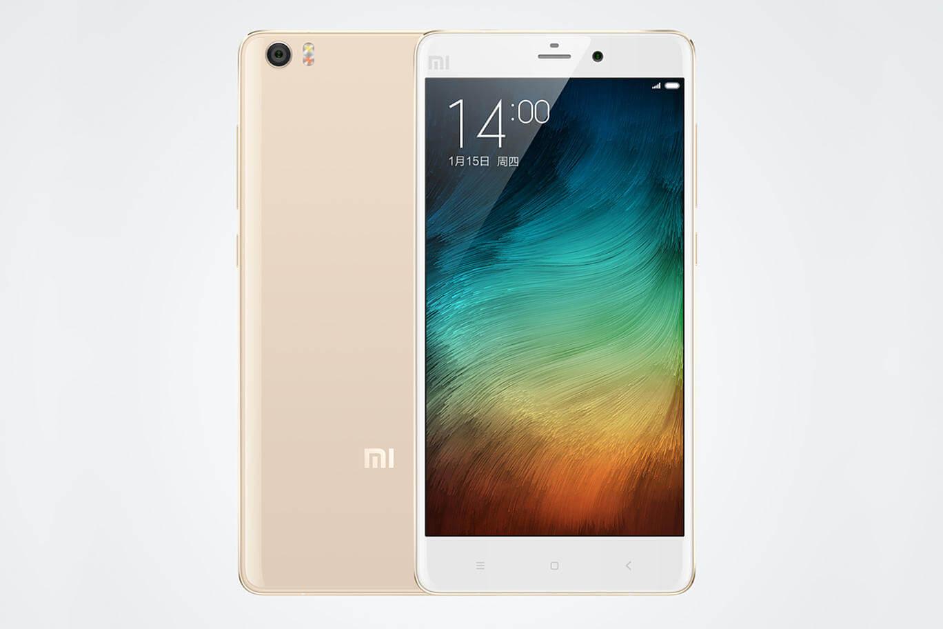 Xiaomi Mi Note: Nach 3 Minuten ausverkauft 1