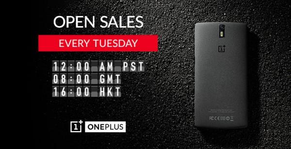 OnePlus One: Jeden Dienstag bestellbereit - ohne Einladung 1