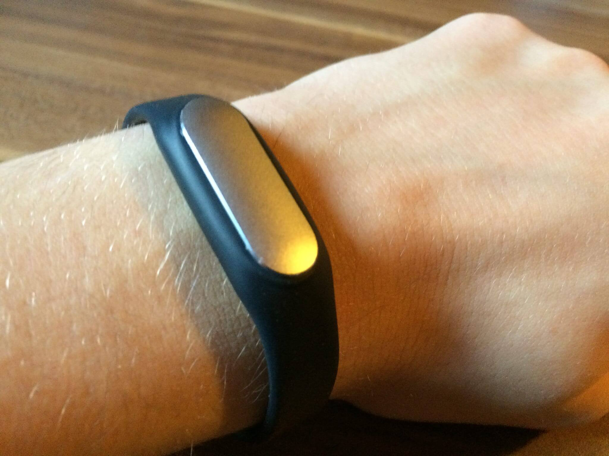 Xiaomi Mi Band: Mein Erfahrungsbericht nach 3 Wochen Nutzungszeit 1