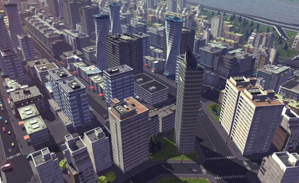 Cities-Skylines 2
