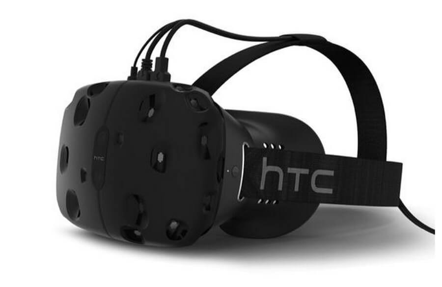 HTC Vive - Steam VR-Brille