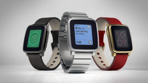 Pebble Time Steel: Neue Version vorgestellt mit Upgrade-Möglichkeit 6