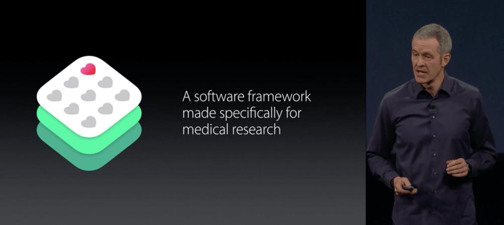 Apple veröffentlicht ResearchKit 1