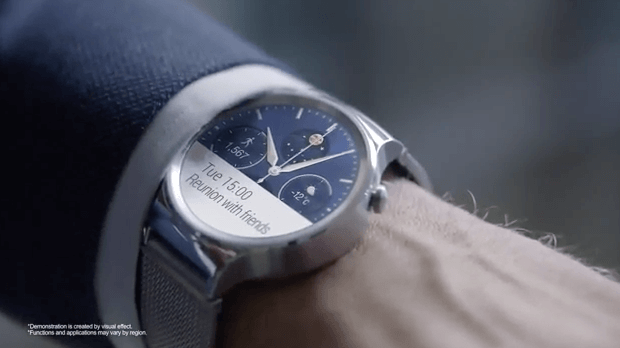 Huawei Watch erscheint am 2. September ab 349 Dollar 1