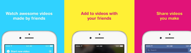 Riff: Facebook startet Video-App 1