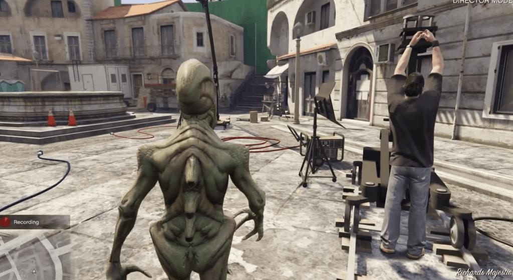 GTA 5 Director Mode (PC)