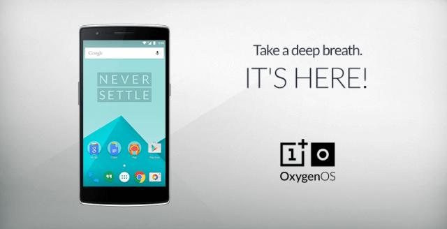 OxygenOS: Ab sofort für das OnePlus One verfügbar 1