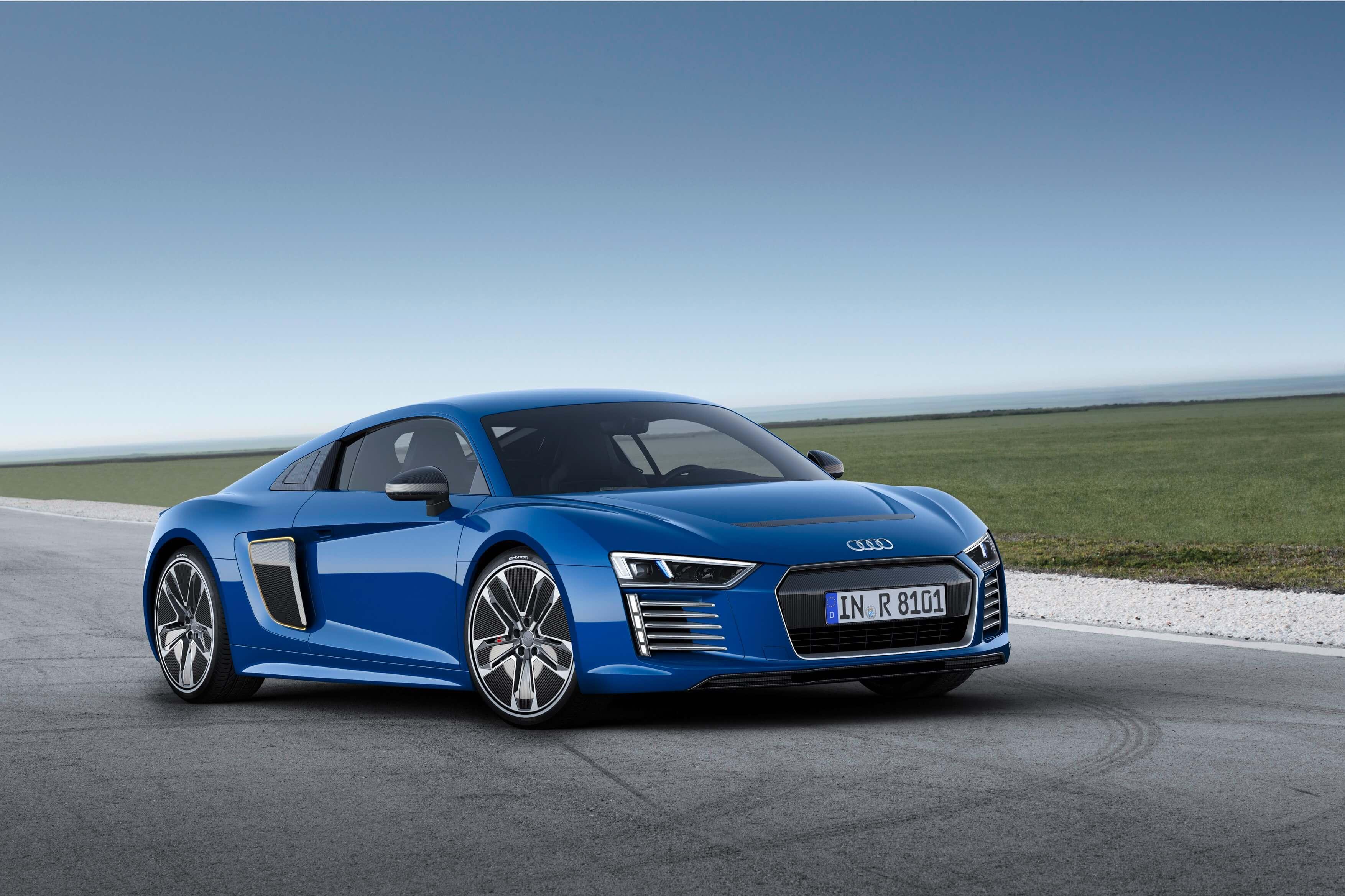 Audi bringt 2018 ein Elektroauto mit 500 Kilometern Reichweite 1
