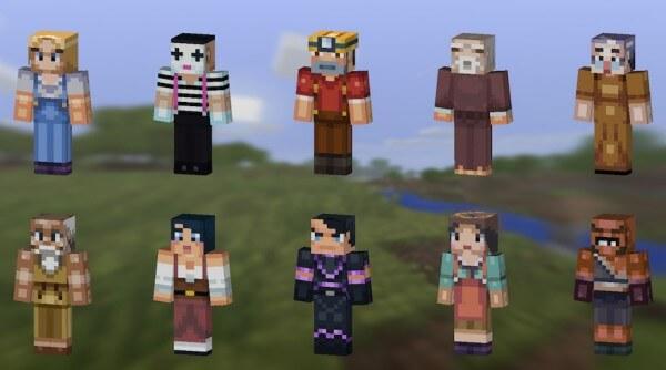 Minecraft Pocket Edition: Jetzt mit Skins, Spinnen, Baby Zombies und mehr 5