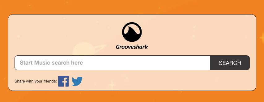 Grooveshark ist Tot? Nein, nicht mehr! 1