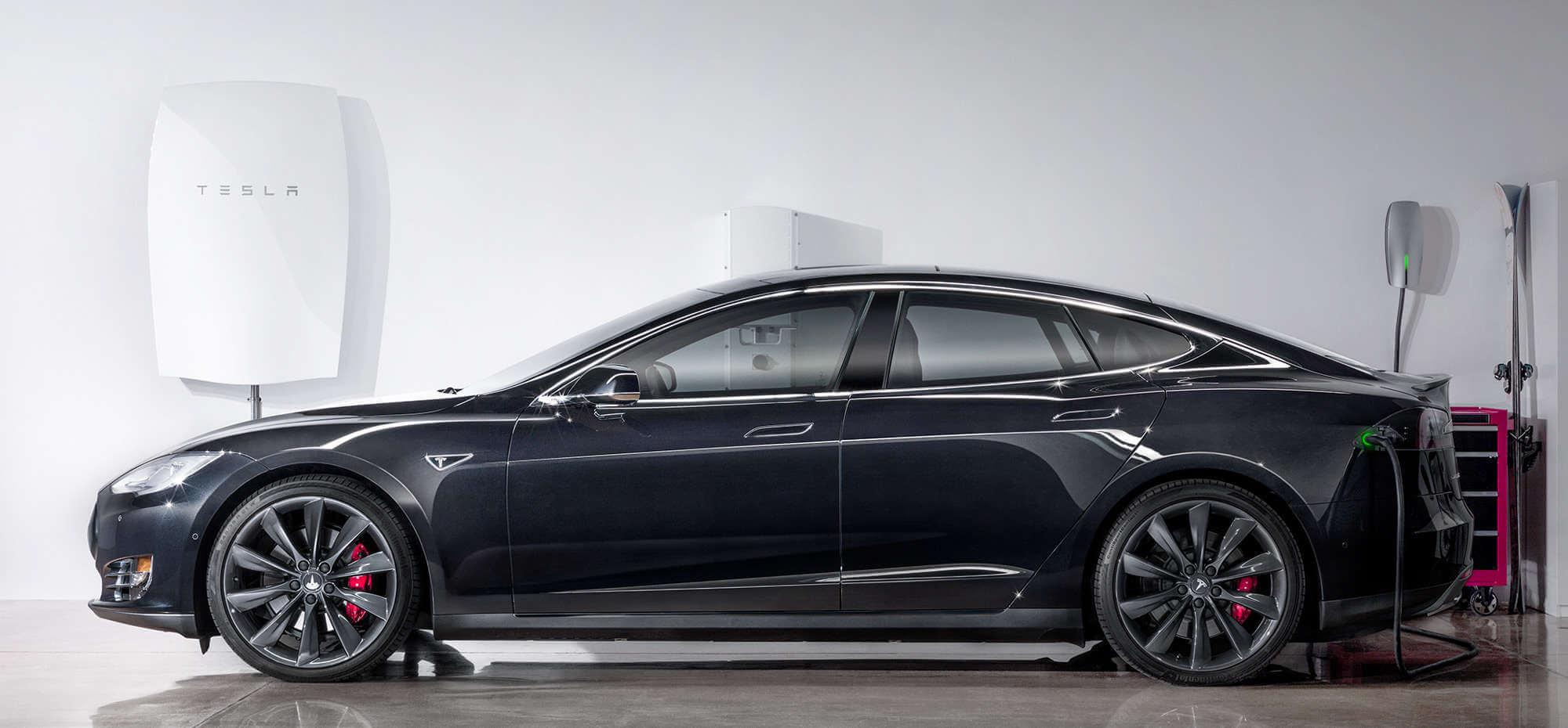 Tesla Walkthrough: So funktioniert der Touchscreen 1
