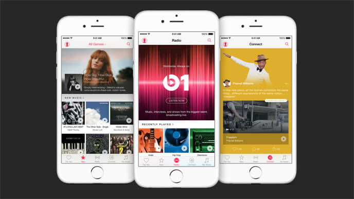 Apple Music - iPhone