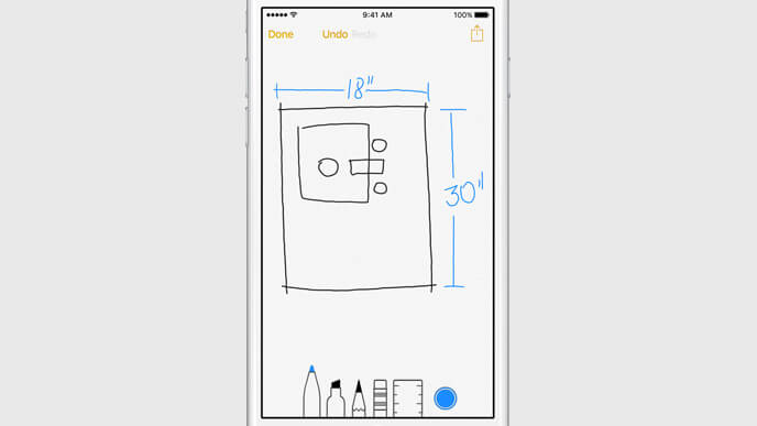 iOS 9 - Notes