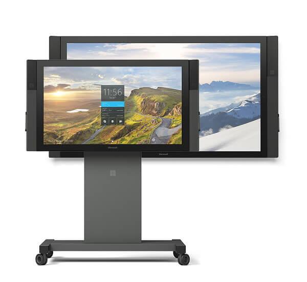 Surface Hub in voller Pracht