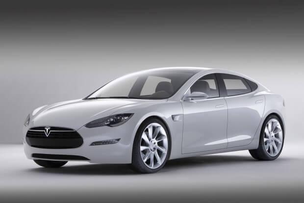 Tesla Model S (Bild: Tesla Motors)