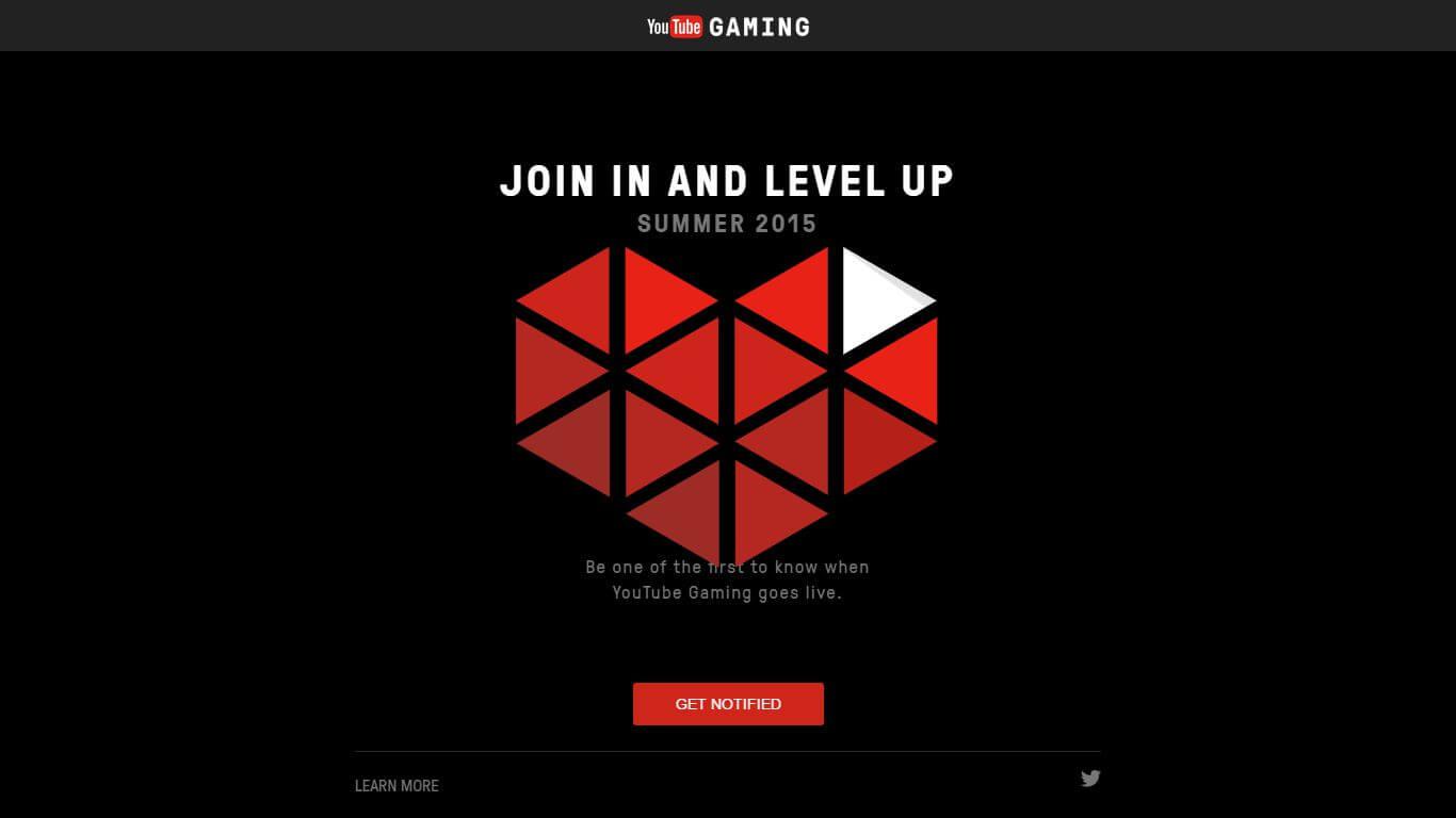 YouTube Gaming: Google startet demnächst Twitch.tv Konkurrenz 1