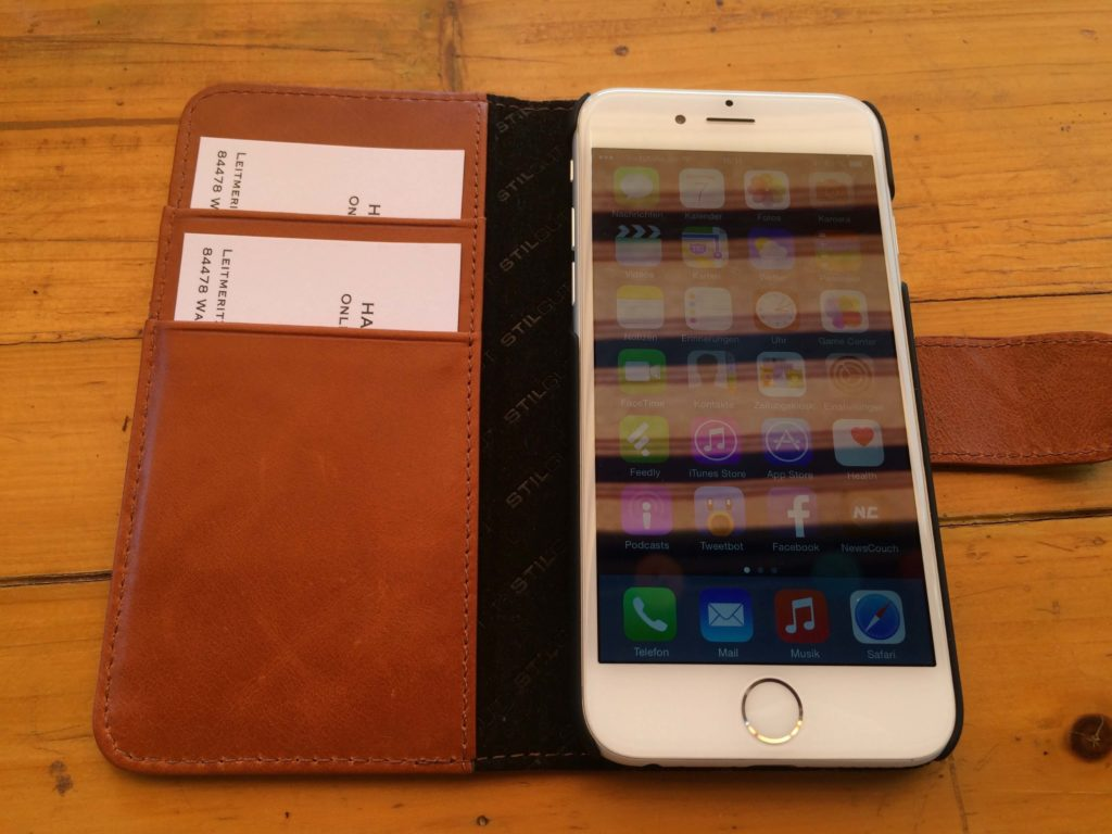 StilGut iPhone 6 - Fashion Serie
