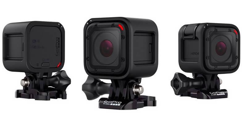 GoPro Hero 4 Session - Neue, kleine und leichte GoPro vorgestellt 1